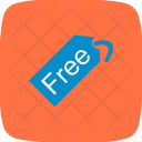 Tag Free Label Icon