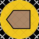 Tag Label Blank Icon