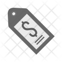 Tag Pricetag Dollar Icon