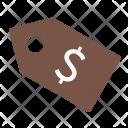 Tag Money Price Icon