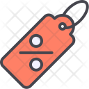 Tag Discount Offer Icon