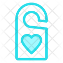 Tag Love Door Icon
