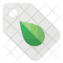 Tag Ecology Recycle Icon