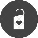 Tag Hanger Door Icon