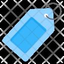 Keychain Tag Key Icon