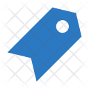 Tag Ribbon Label Icon