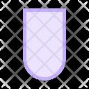 Tag Bookmark Ribbon Icon