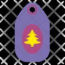 Price Tag Tree Icon