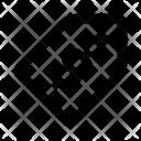 Tag Label Dollar Icon