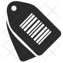 Tag Barcode Label Icon
