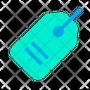 Label Tag Icon