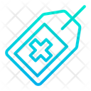 Medical Tag Research Tag Research Demo Icon