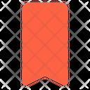 Label Marker Attachment Icon