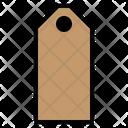 Tag Label Bookmark Icon