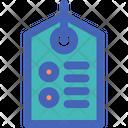 Tag Label Item Tag Icon