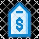 Tag Price Shop Icon