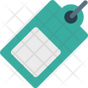 Tag Label Commercial Tag Icon