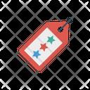 Tag Label Feedback Icon