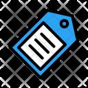 Tag Label Sticker Icon