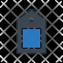 Tag Label Web Icon