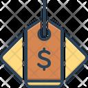 Tag Badge Insignia Icon