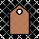 Tag Label Cloth Icon