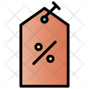 Tag Sticker Shop Icon