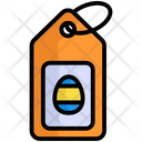 Tag Egg Easter Icon