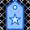 Tag Loyalty Label Icon