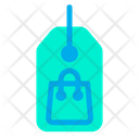 Bag Price Shopping Icon