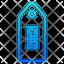 Tag Barcode Barcode Tag Icon