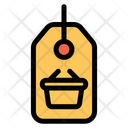 Tag Basket Icon