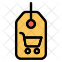 Tag Cart Icon