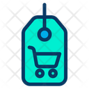 Tag Label Cart Icon