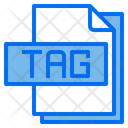 Tag File Format Type Icon