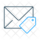 Tag Mail Icon