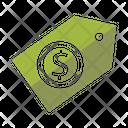Tag Shop Store Icon