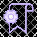 Tag Setting Icon