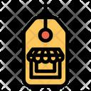 Tag Store Icon