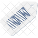 Tag With Barcode Icon