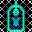 Tag Yen Icon