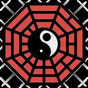 Taijitu Icon