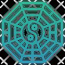 Taijitu Taoism Traditional Icon
