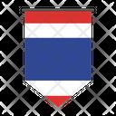 Tailand International Global Icon
