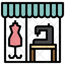 Tailor Shop Store Icon