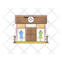 Tailor Shop Retailer Store Icon