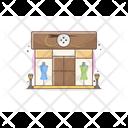 Tailor Shop Retailer Store Icon