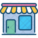 Tailor Shop Store Work Bench Icon