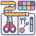 Design Sketch Tools Icon