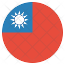 Taiwan National Country Icon